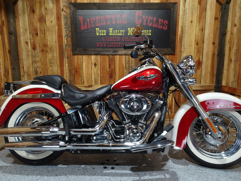 Good LIFESTYLE DEAL OF THE WEEK  2013 Harley Davidson FLSTN   Softail Deluxe,  Only $12,895 At Lifestyle Cycles